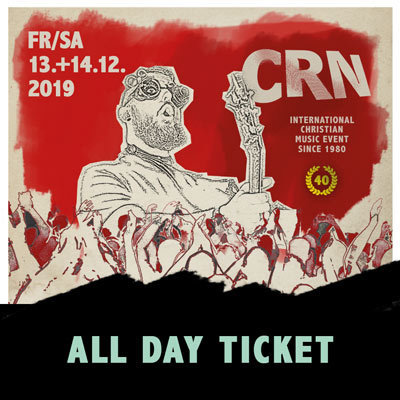2-DAY FESTIVAL TICKET